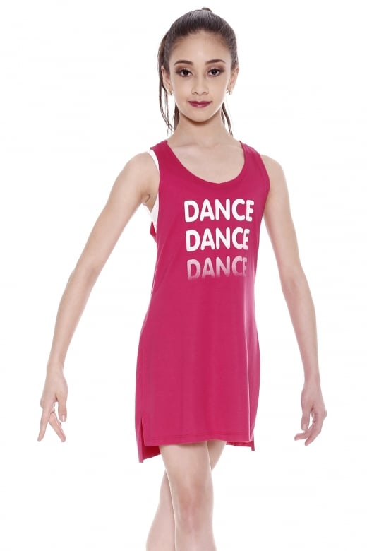 So Danca T-Shirt Dress