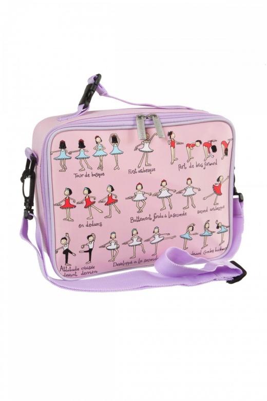 Tyrrell Katz Ballet Lunch Bag