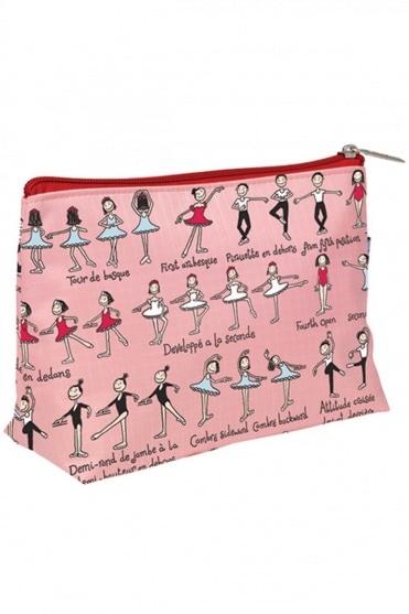Ballet Wash Bag