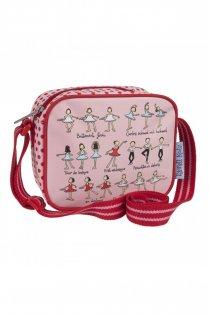 Crossbody Ballet Bag