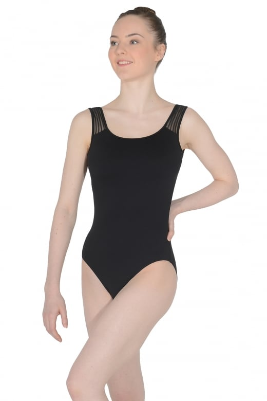 Mirella V-Back Ladies Leotard