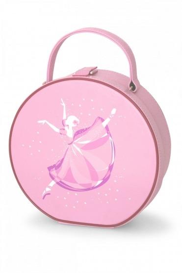 Vanity Case with Ballerina Design