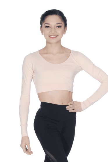 Warm Up Crop Top