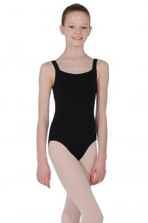 Cabuki Cotton Tank Leotard