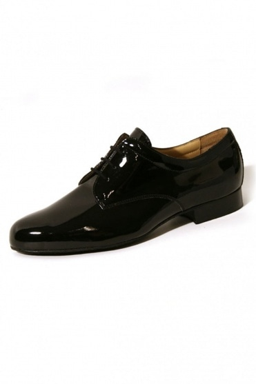 Men's Patent Ballroom Shoes