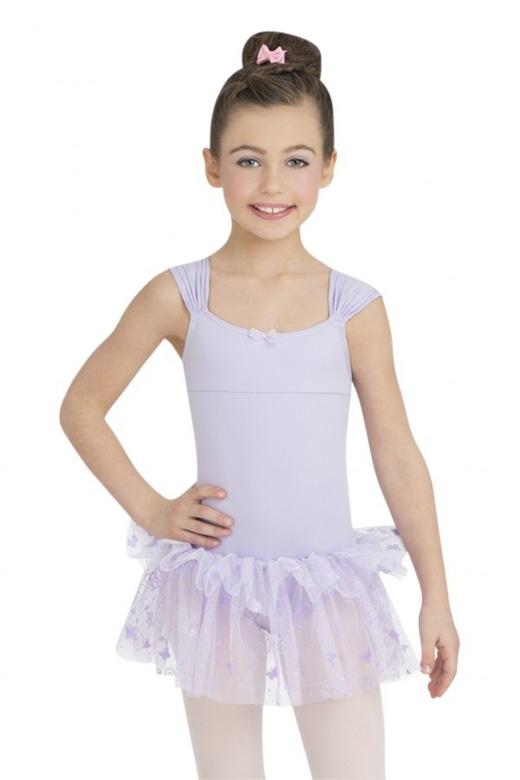 Capezio Wide Strap Dress
