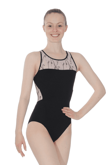 Wild Bloom Tank Leotard