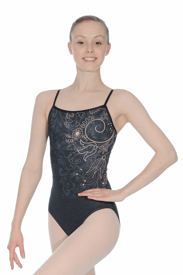 Womens Cami Leotard