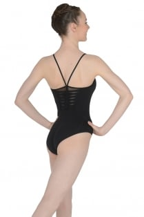 Yadira Twist Back Leotard